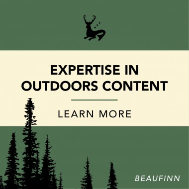 Expertise in Outdoors Content
